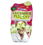 7th Heaven Cucumber Peel Off Face Mask 10ml