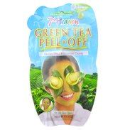 7th Heaven Green Tea Peel Off Face Mask