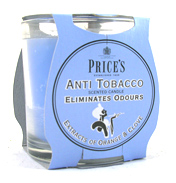Prices Fresh Air Jar Candle Anti Tobacco