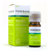 Tisserand Organic Tea Tree Pure Essential Oil 20ml