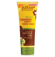 Alba Botanica Hawaiian Coconut Milk Cream Body…