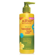 Alba Botanica Hawaiian Coconut Milk Facial…