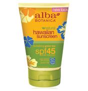 Hawaiian Green Tea SPF45+ Sunscreen