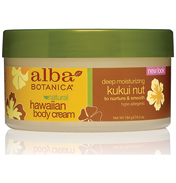 Hawaiian Kukui Nut Body Cream