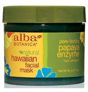Hawaiian Papaya Enzyme Facial Mask