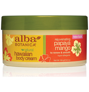 Hawaiian Papya Mango Body Cream