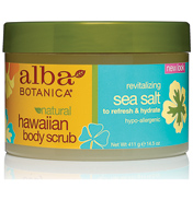 Hawaiian Sea Salt Body Scrub