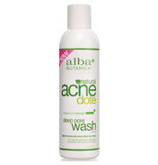 Alba Botanica Acne Dote Deep Pore Wash 177ml