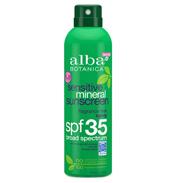 Sensitive Mineral Sunscreen Fragrance Free Spray SPF35