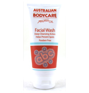 Australian Bodycare Facial Wash 100ml