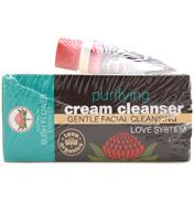Love System Purifying Cream Cleanser with Bonus Intensive Eye Serum