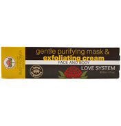 Love System Gentle Purifying Mask & Exfoliating Cream