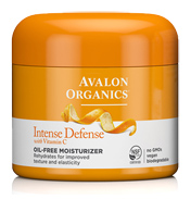 Avalon Organics Intense Defense Oil-Free…