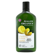 Clarifying Lemon Shampoo