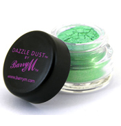 Parrot Green Dazzle Dust
