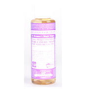 Dr Bronner's Organic Lavender Castile Liquid…