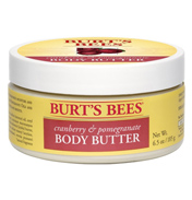 Cranberry & Pomegranate Body Butter