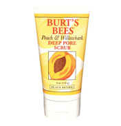 Deep Pore Scrub - Peach and Willowbark