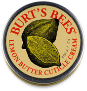 Burt&#39;s Bees Lemon Butter Cuticle Cream 17g