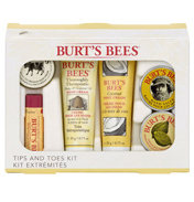 Burt's Bees TIPS AND TOES Hand & Feet Kit