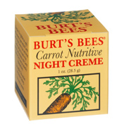 Carrot Nutritive Night Cream