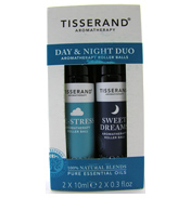 Day & Night Aromatherapy Roller Balls Duo Pack