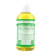 Organic Almond Castile Liquid Soap