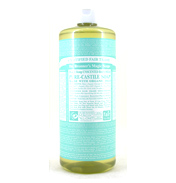 Dr Bronner's Organic Baby Mild Liquid Soap…