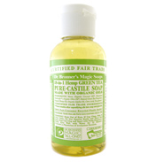 Organic Green Tea Castile Liquid Soap