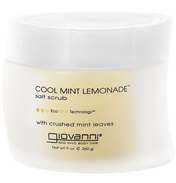 Cool Mint Lemonade Salt Scrub
