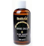 HealthAid Sweet Almond Oil 500ml