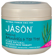 Cooling Minerals & Tea Tree Muscle Pain Therapy