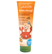 Kids Only Natural Toothpaste