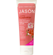 Invigorating Rosewater Hand & Body Lotion