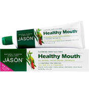 Healthy Mouth Tartar Control Toothpaste