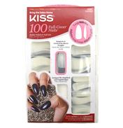 Long Stiletto Long Length Full Cover Nails