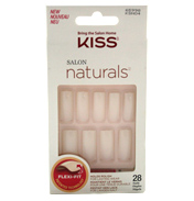Kiss Salon Naturals Go Rogue Flexi-Fit 28 Artificial Nails