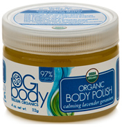 OG Body Organic Calming Body Polish 113g