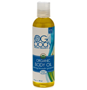 Organic Calming Body Massage Oil