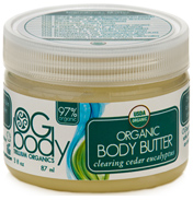 OG Body Organic Clearing Body Butter 87ml