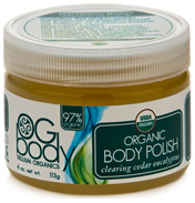 OG Body Organic Clearing Body Polish 113g