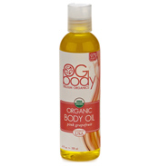 Organic Pink Grapefruit Body Massage Oil