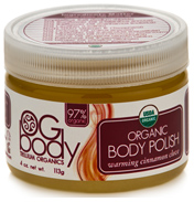Organic Warming Body Polish