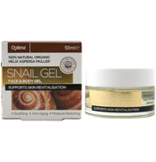 Optima Health Organic Snail Gel 50ml