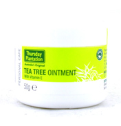 Tea Tree Ointment with Vitamin E