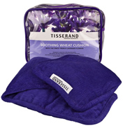 Organic Lavender Wheat Cushion