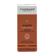 Ginger Organic Essential Oil