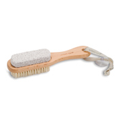 Urban Spa The Heel-To-Toe Foot Brush & Pumice…